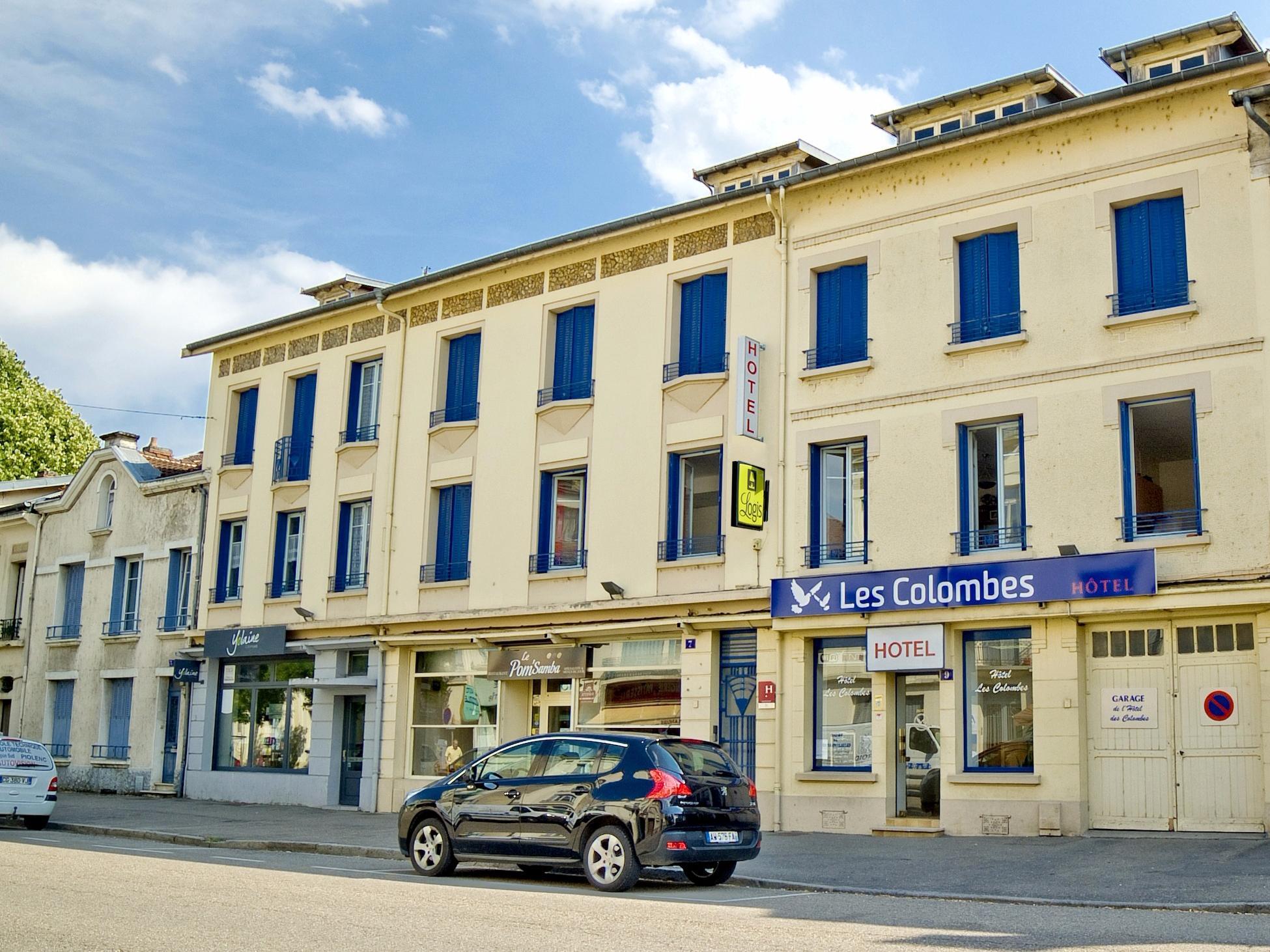 Hotels G tes et Chambres d h´tes  proximité de la Gare de Verdun