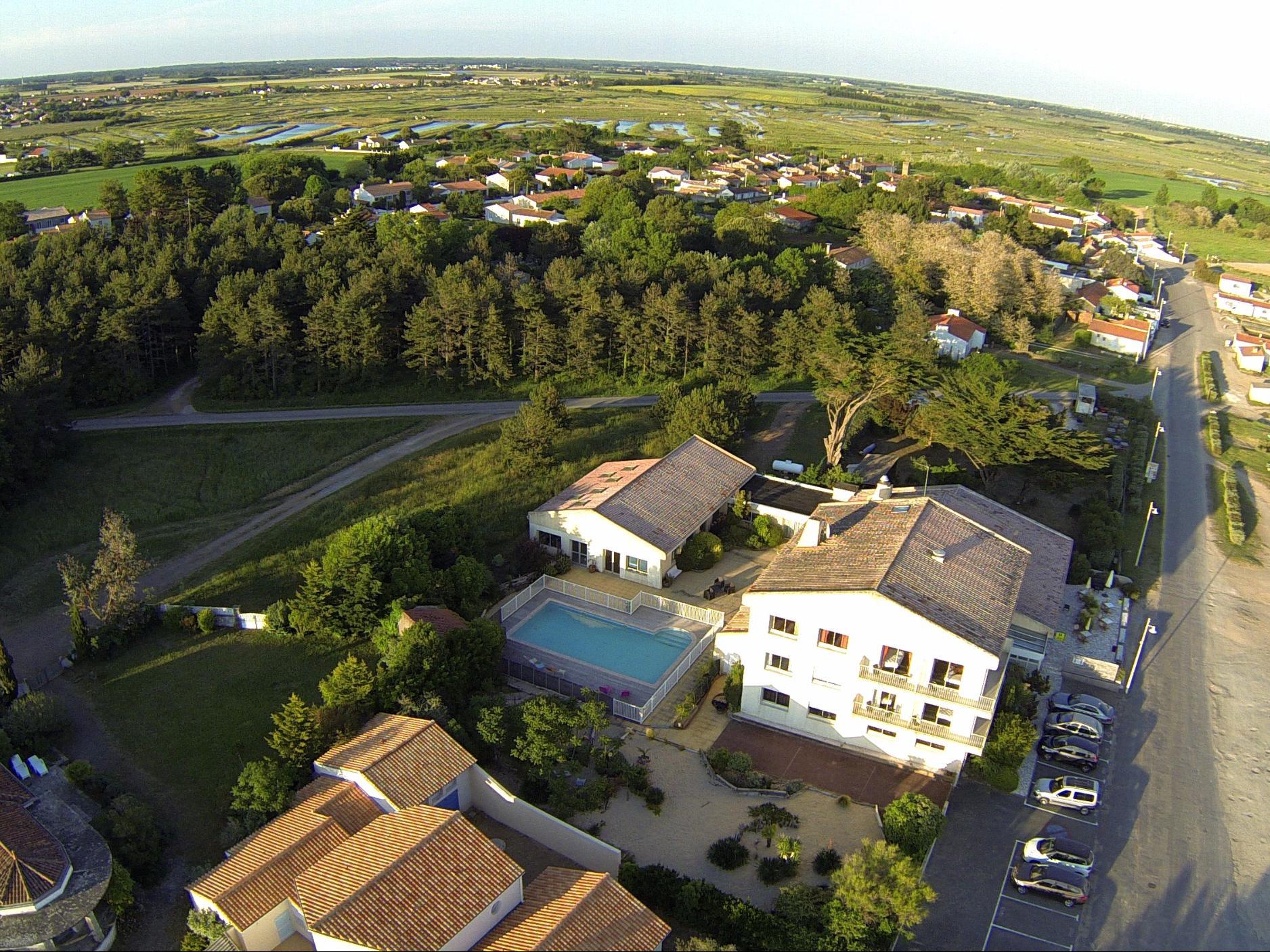 Hotel Les Parcs Talmont Saint Hilaire