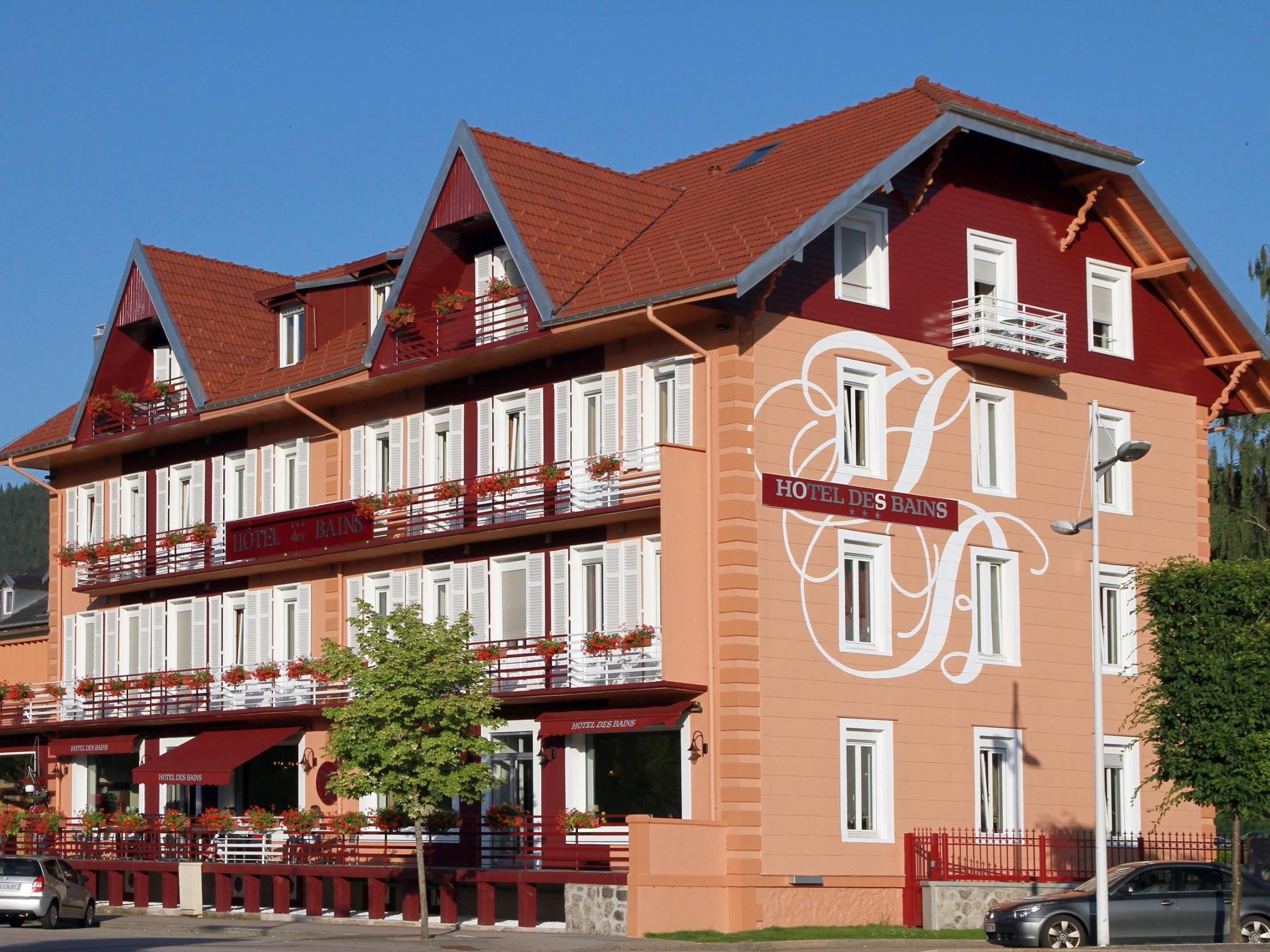 Hotels G tes et Chambres d h´tes  proximité du Lac de Gérardmer