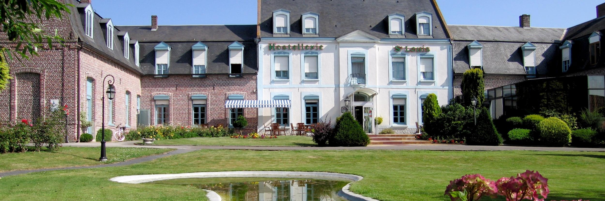 Logis Hostellerie Saint Louis -