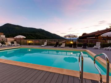 Logis Hôtel Beau-Site - hotel-black-diamond-lodge-restaurant-ste-foy-tarentaise-561557