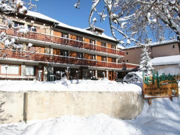 Logis Hôtel les Mottets - hotel-black-diamond-lodge-restaurant-ste-foy-tarentaise-561557