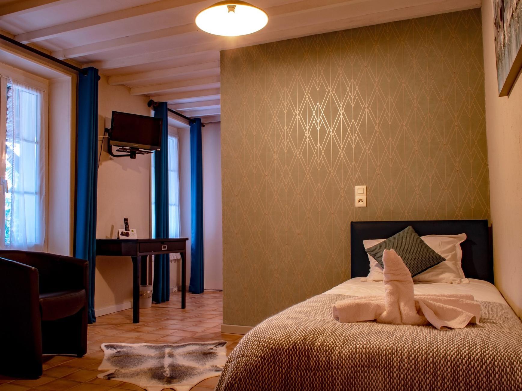 Hotel du Lac bleu Charavines