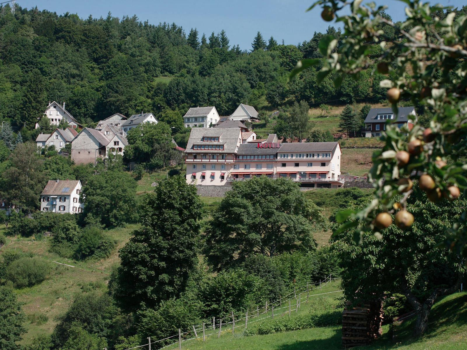 Hôtel roess logis in Hohrod