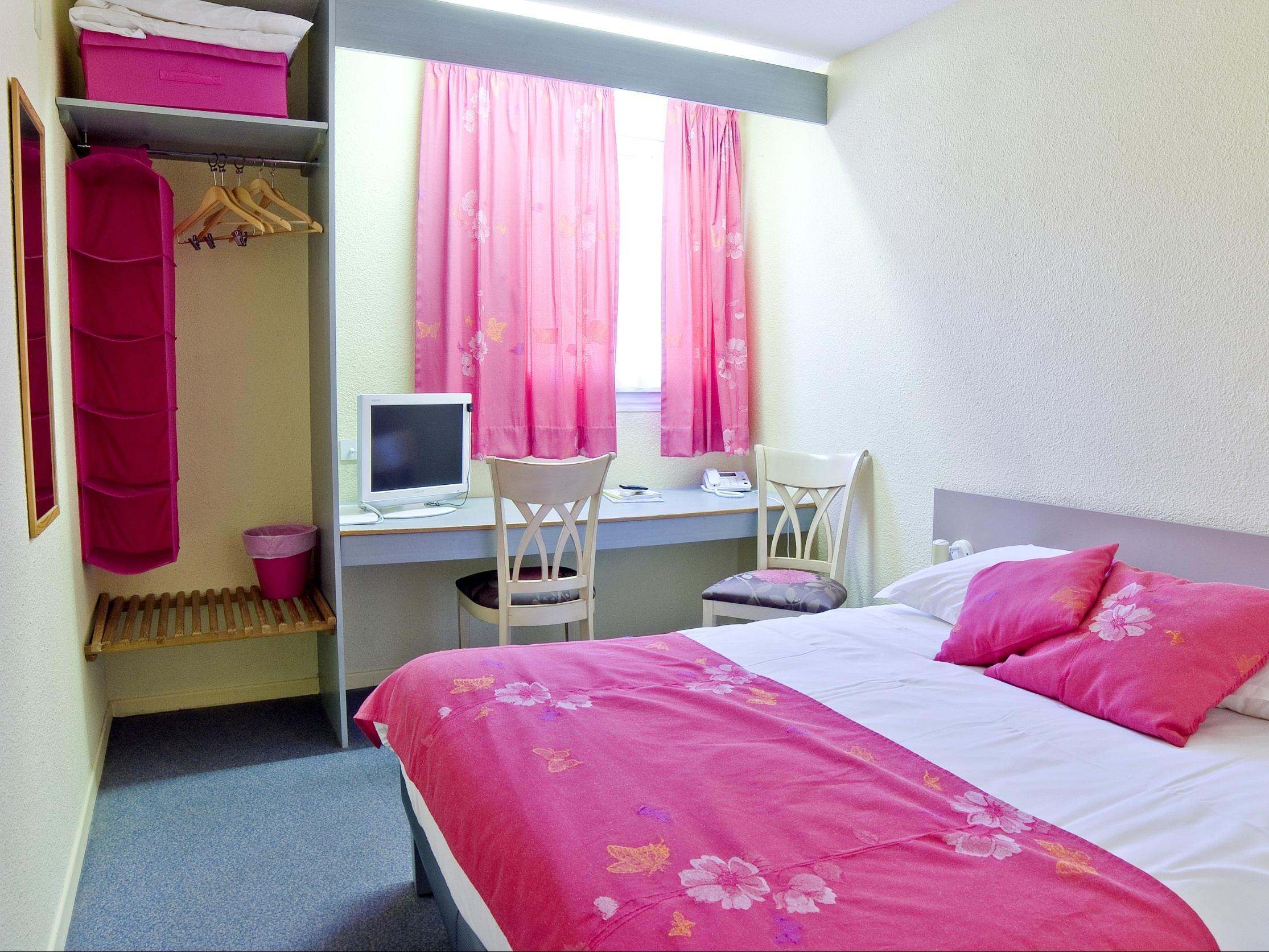 Hotel Orchidées Verdun