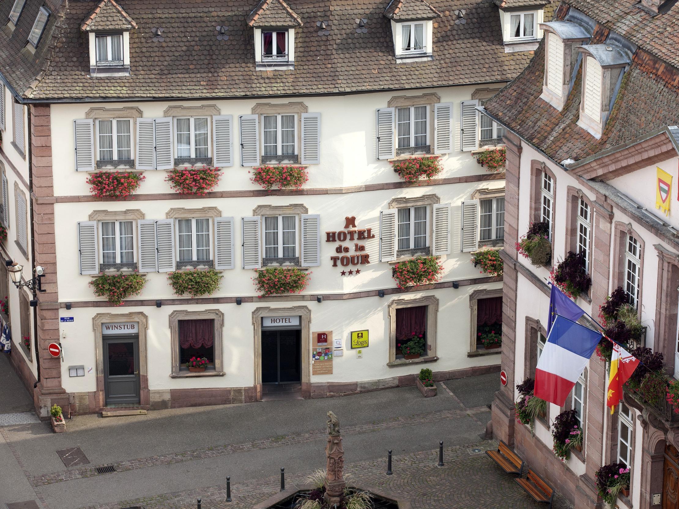 73 Hotels  Ribeauvillé Haut Rhin et ses environs Réservation