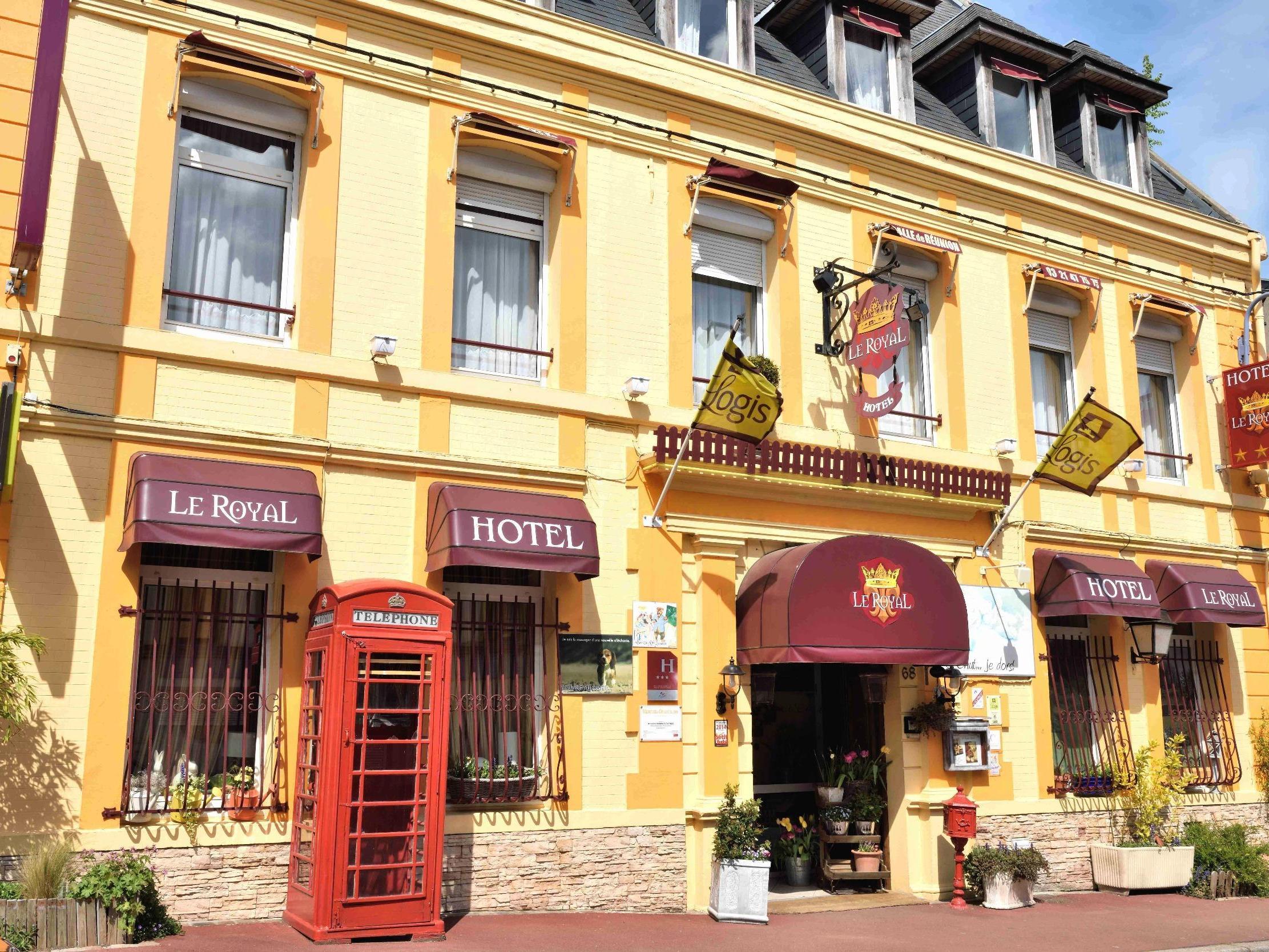 Le Royal Hotel Facade St Pol Sur Ternoise 380968