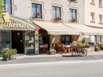 Hôtel le Barriol - hotel-robert-restaurant-giat-485930