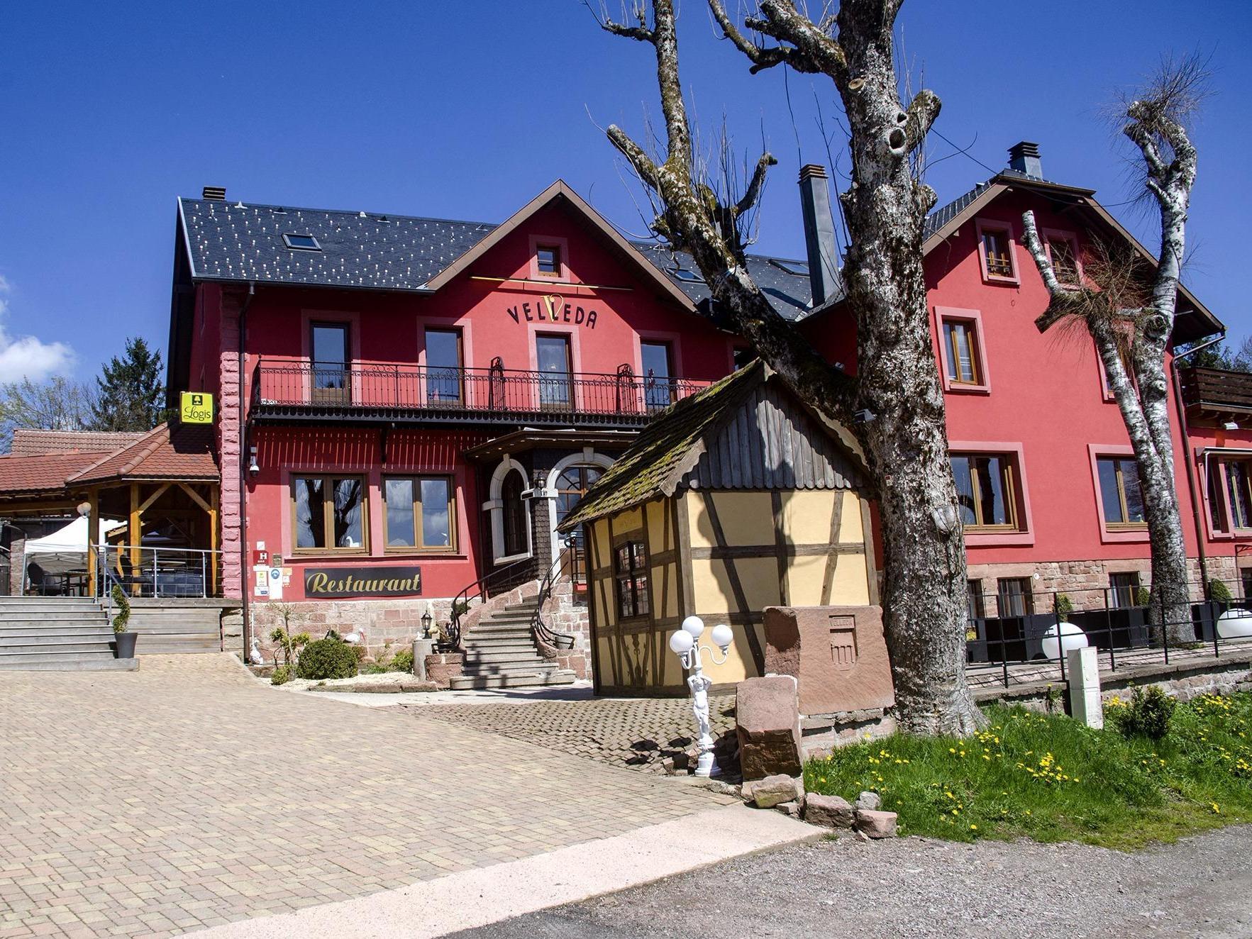 Hotels G tes et Chambres d h´tes  proximité  Struthof ancien
