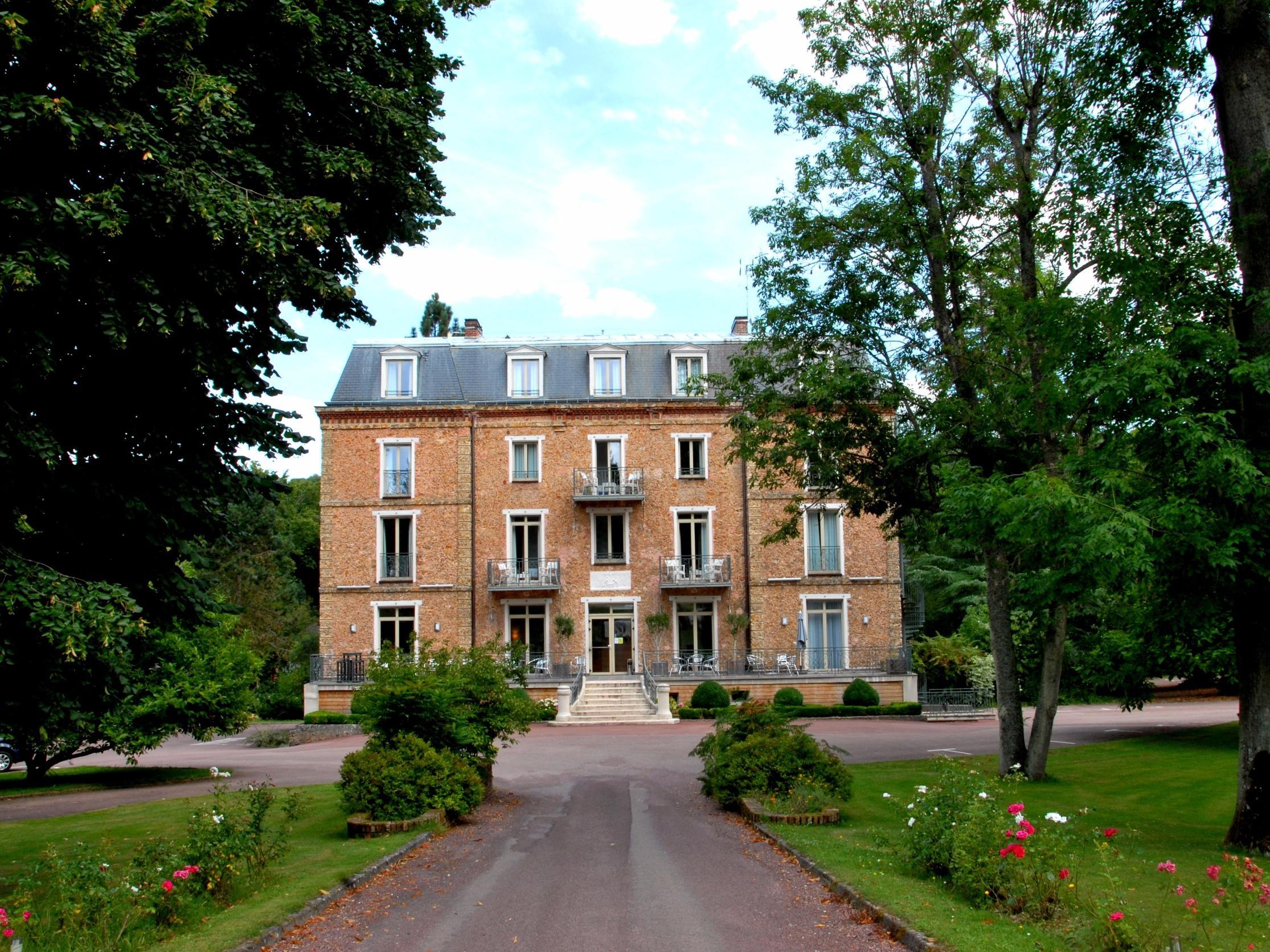 Hotel Le Manoir de Sauvegrain SaintLambert des Bois ~ Saint Lambert Des Bois