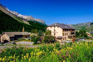 Hôtel le Faranchin - hotel-black-diamond-lodge-restaurant-ste-foy-tarentaise-561557