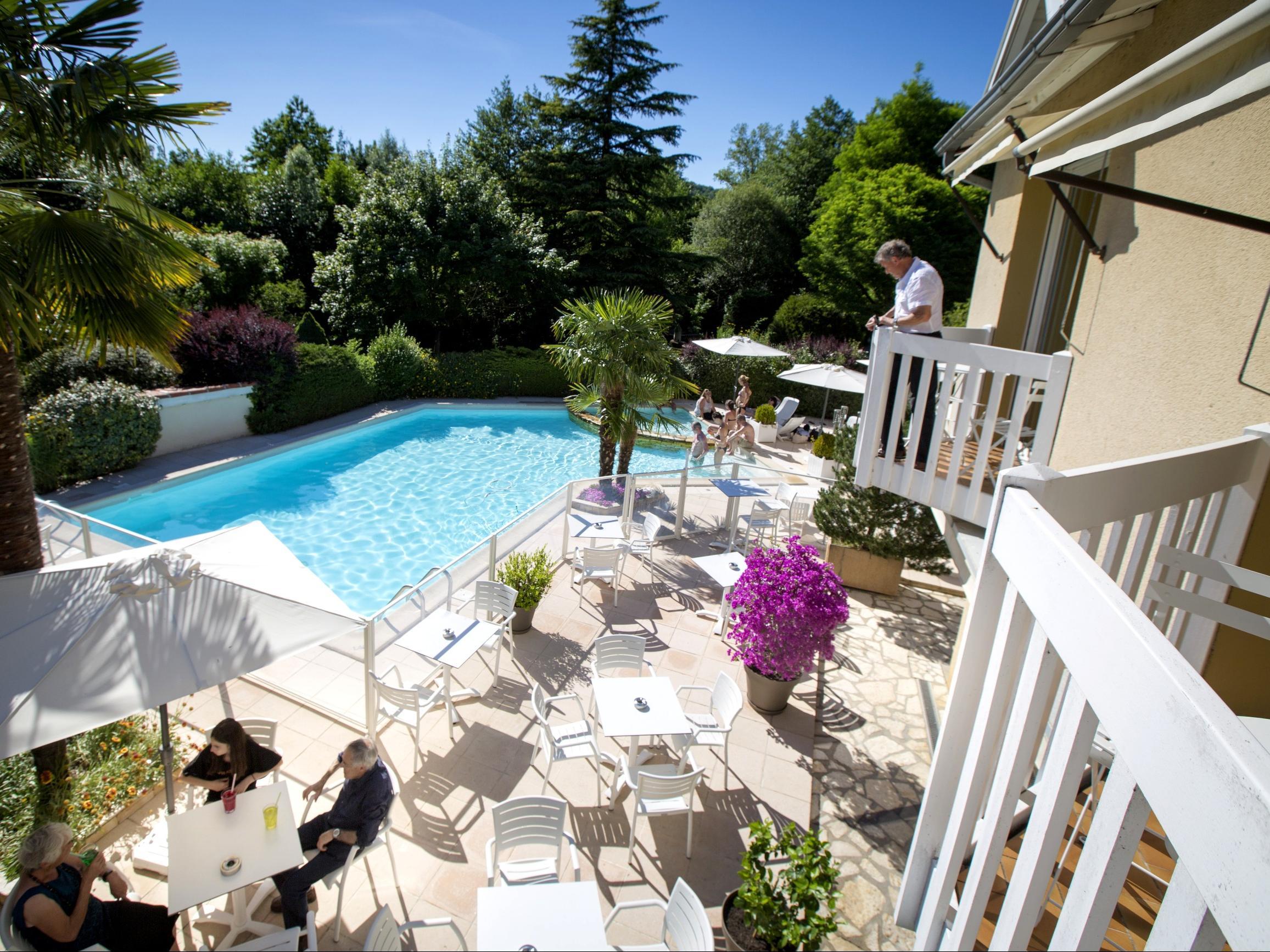 Hotel Le Relais De Farrou Villefranche Rouergue