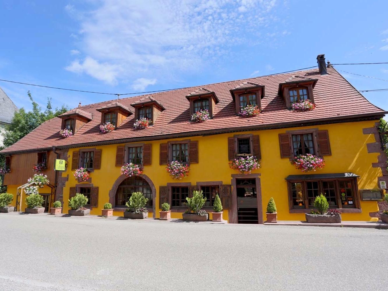 Auberge Meuniere Thannenkirch intérieur pilgo - hôtel la meunière logis à thannenkirch
