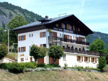 Logis Hôtel Panoramic - hotel-black-diamond-lodge-restaurant-ste-foy-tarentaise-561557