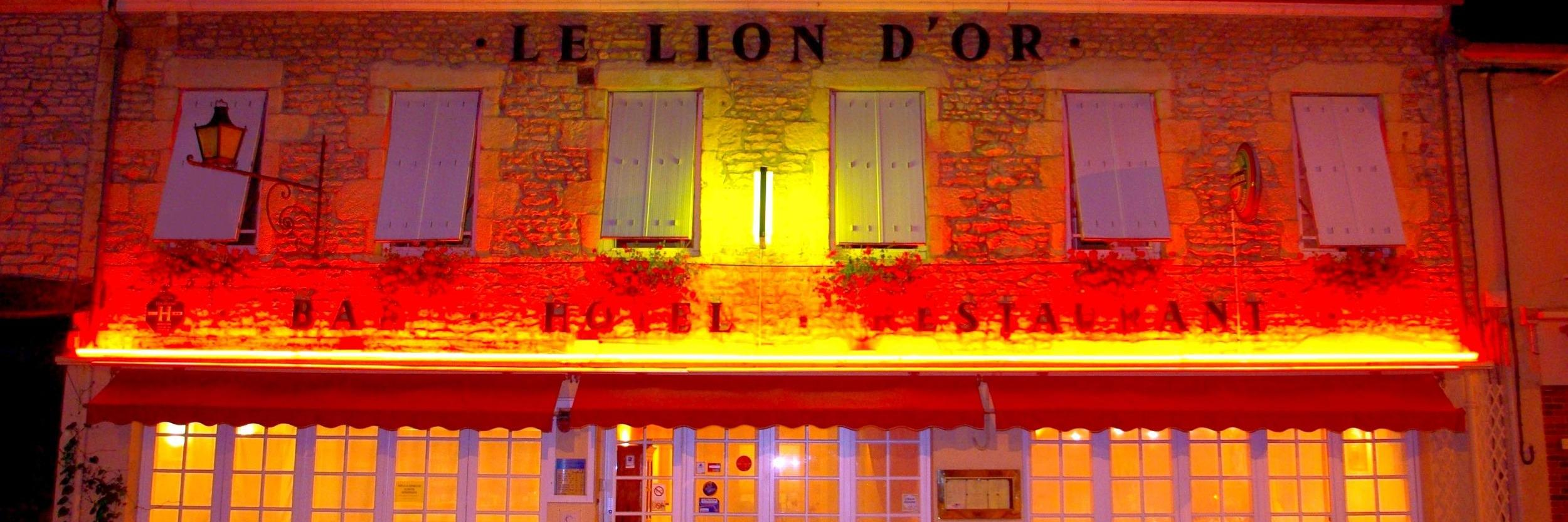 Logis Hôtel le Lion d'Or -