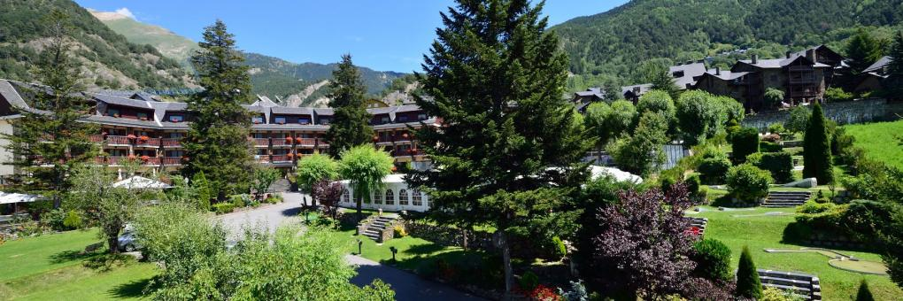 Hotel Restaurant Coma - hotel-montane-chambres-arinsal-717801