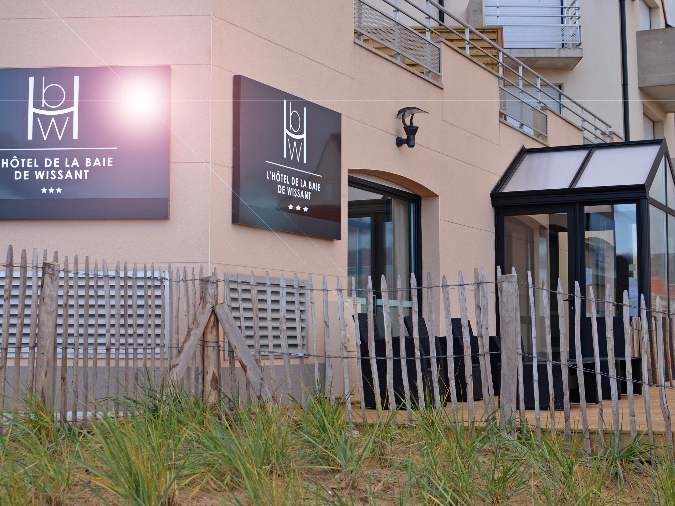 Hotels G tes et Chambres d h´tes  proximité  Cap Blanc Nez Escalles