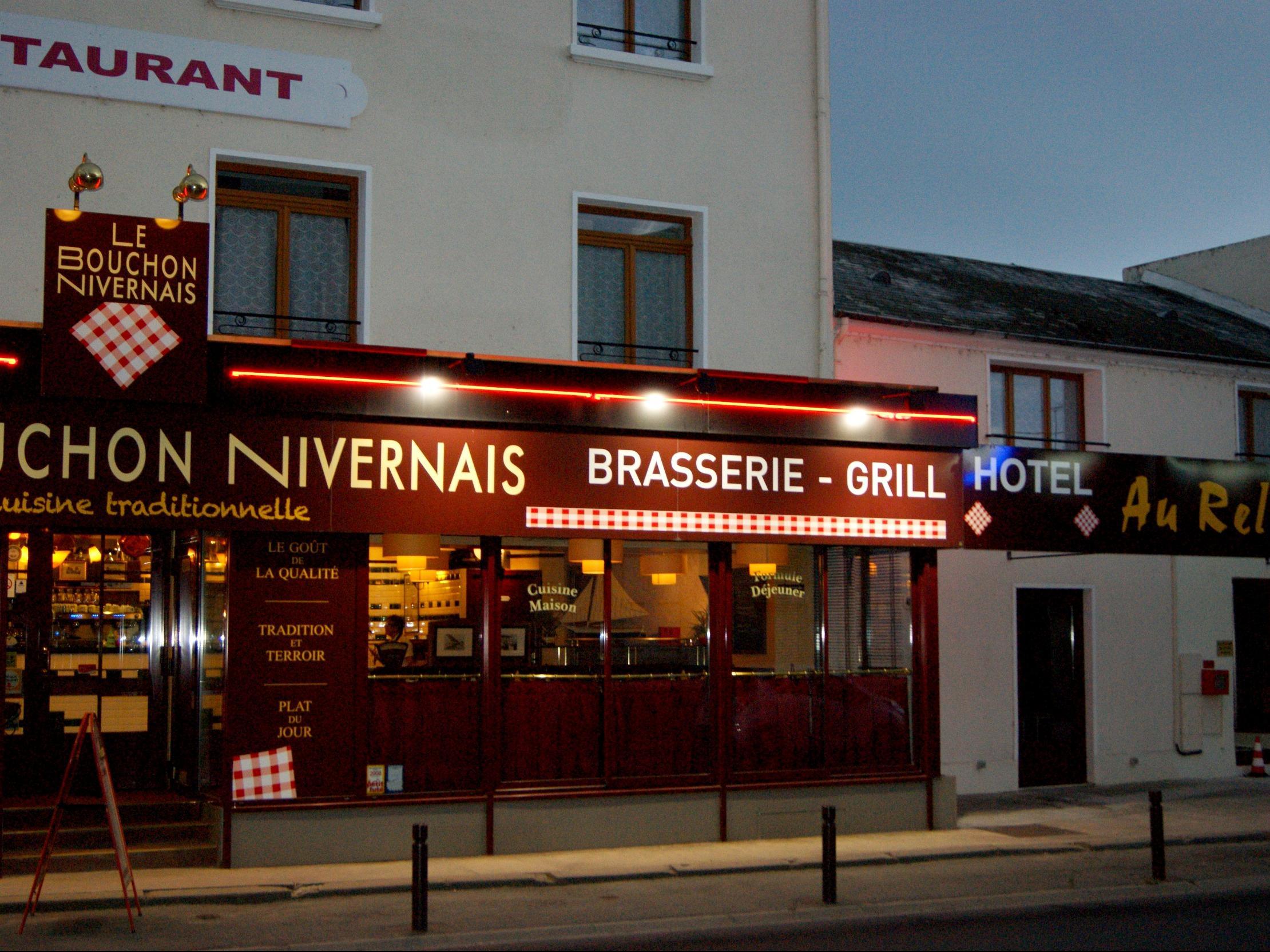 Logis Hôtel Au Relais Nivernais Hôtel Logis Nevers Séjour Bourgogne