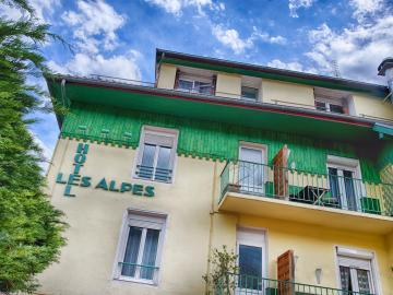 Logis Hôtel les Alpes - hotel-black-diamond-lodge-restaurant-ste-foy-tarentaise-561557