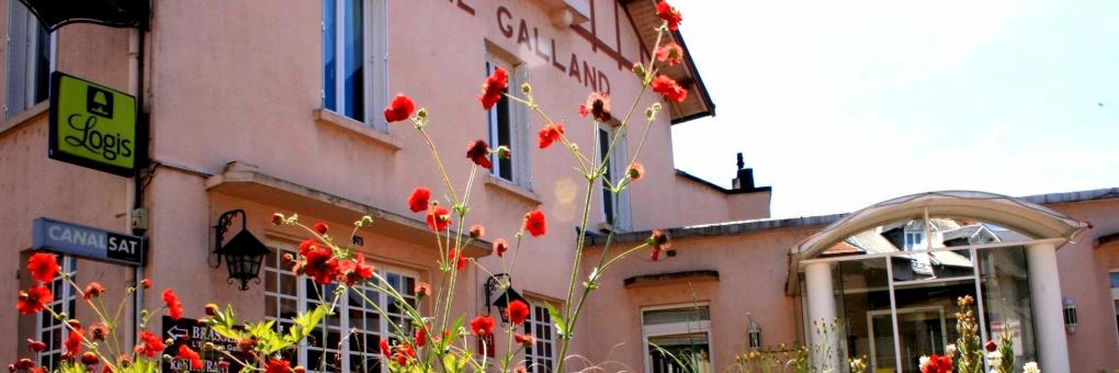 Hôtel Restaurant Galland