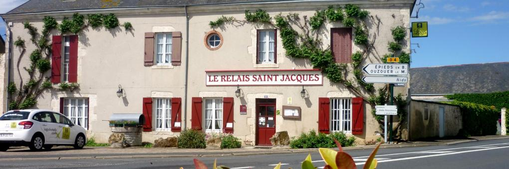Relais Saint-Jacques - hotel-la-villa-des-bordes-bar-reception-clery-st-andre-996413