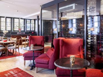 Restaurant Logis Hotel Du Mouton