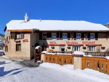 Hôtel Restaurant Spa le Christiania - hotel-black-diamond-lodge-restaurant-ste-foy-tarentaise-561557