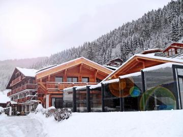 Logis Hôtel Alpina - hotel-black-diamond-lodge-restaurant-ste-foy-tarentaise-561557