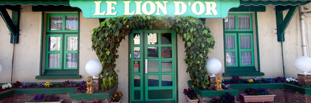 l'Hostellerie du Lion d'Or