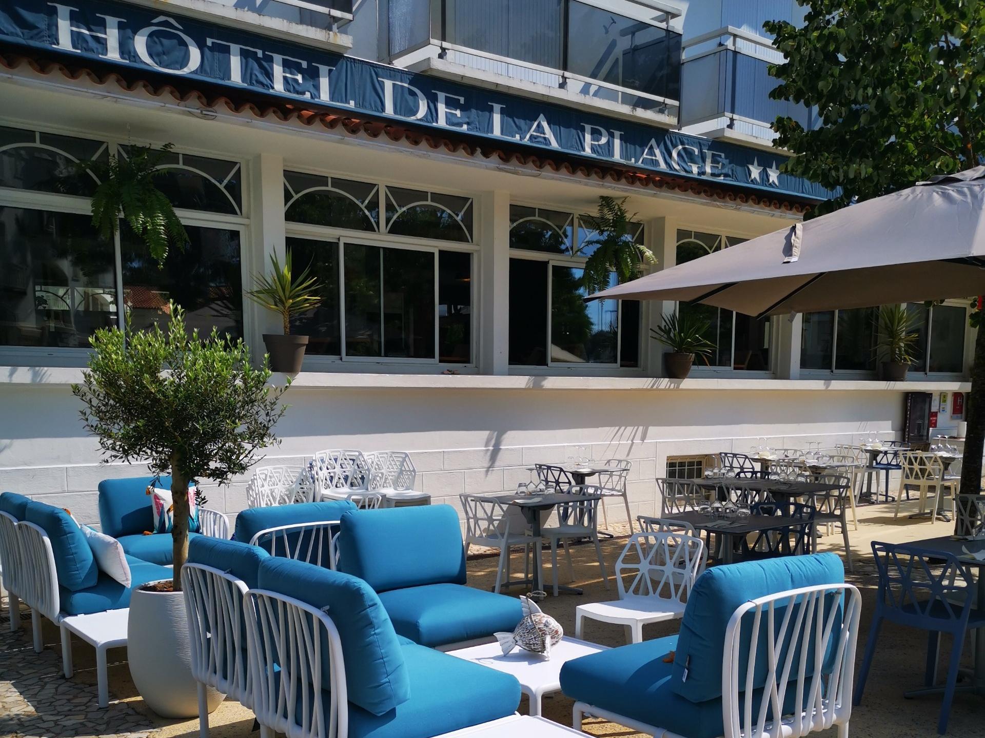 Hotel De La Plage Saint Palais Sur Mer