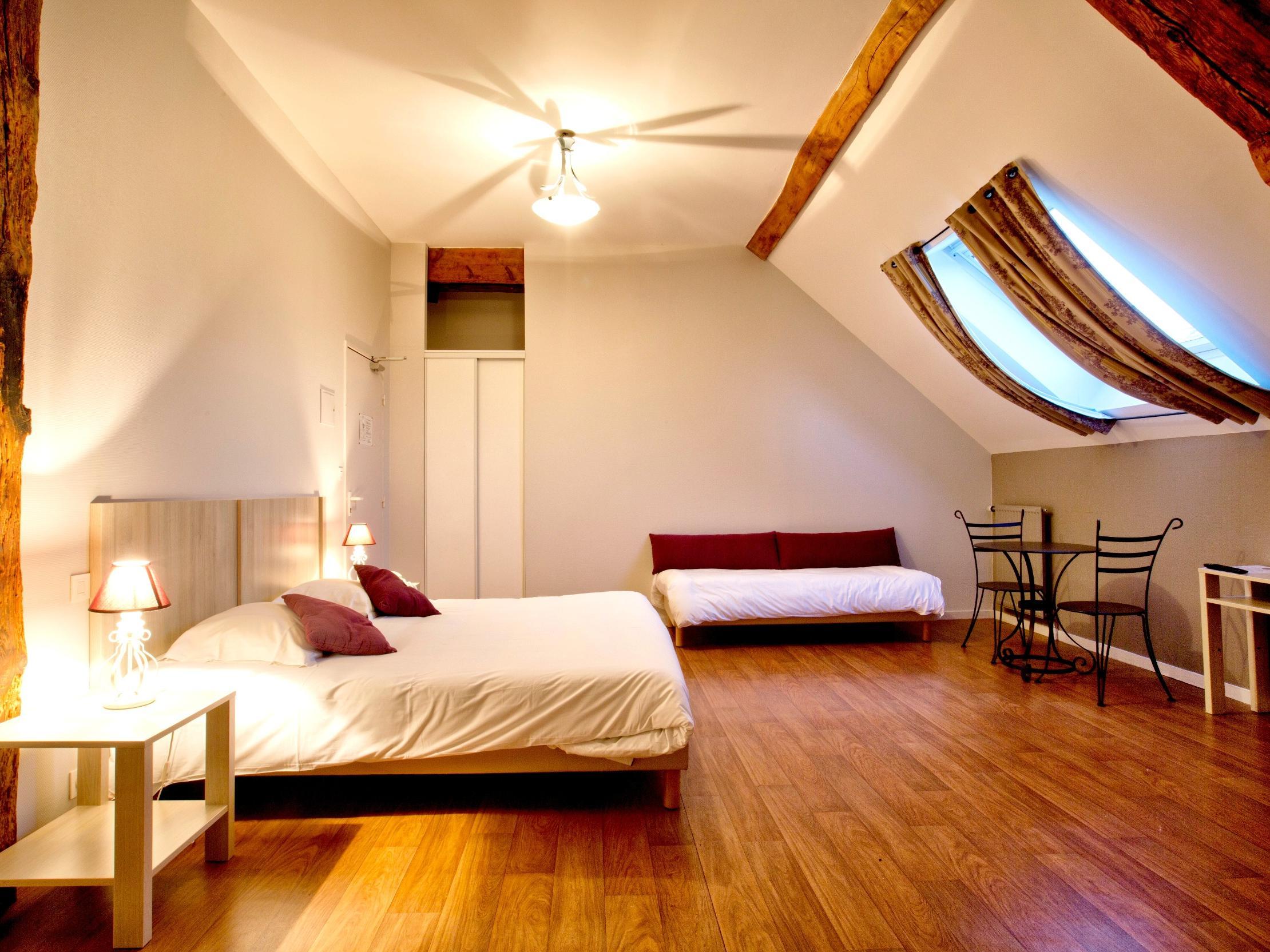 Logis Domaine de Roiffé Rest. l\'Alcôve, Hôtel Logis ROIFFE, séjour ...