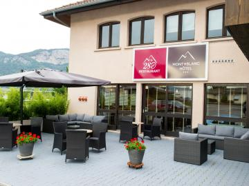 Logis Mont Blanc Hôtel Rest. Le 280 - hotel-black-diamond-lodge-restaurant-ste-foy-tarentaise-561557