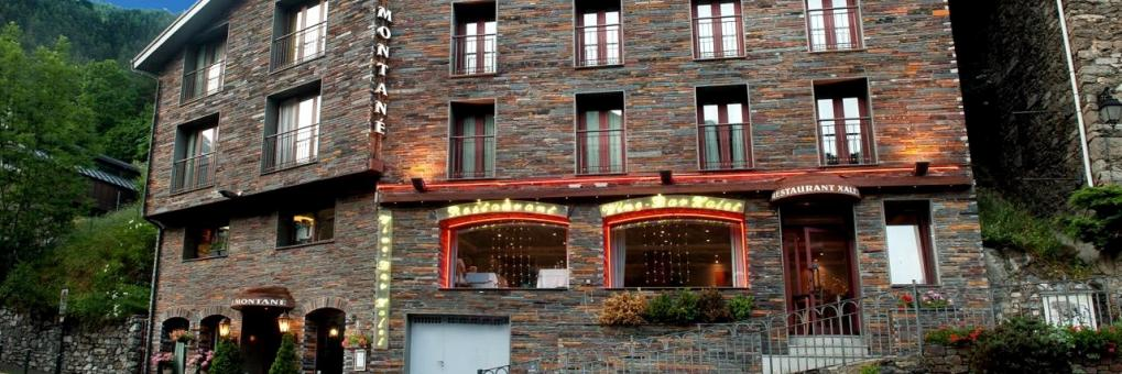 Hotel Montané - hotel-montane-chambres-arinsal-717801
