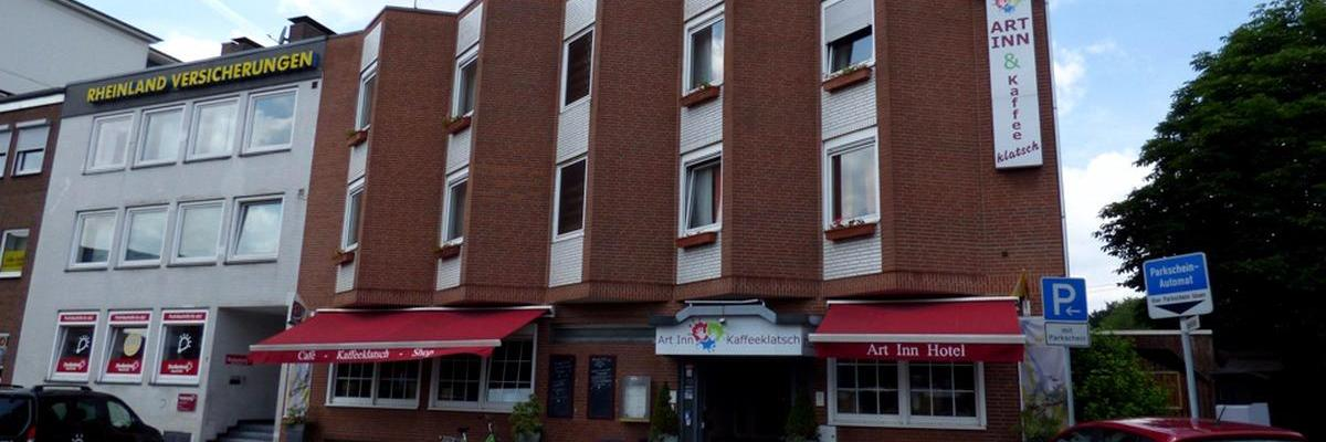 Art Inn Hotel Dinslaken -