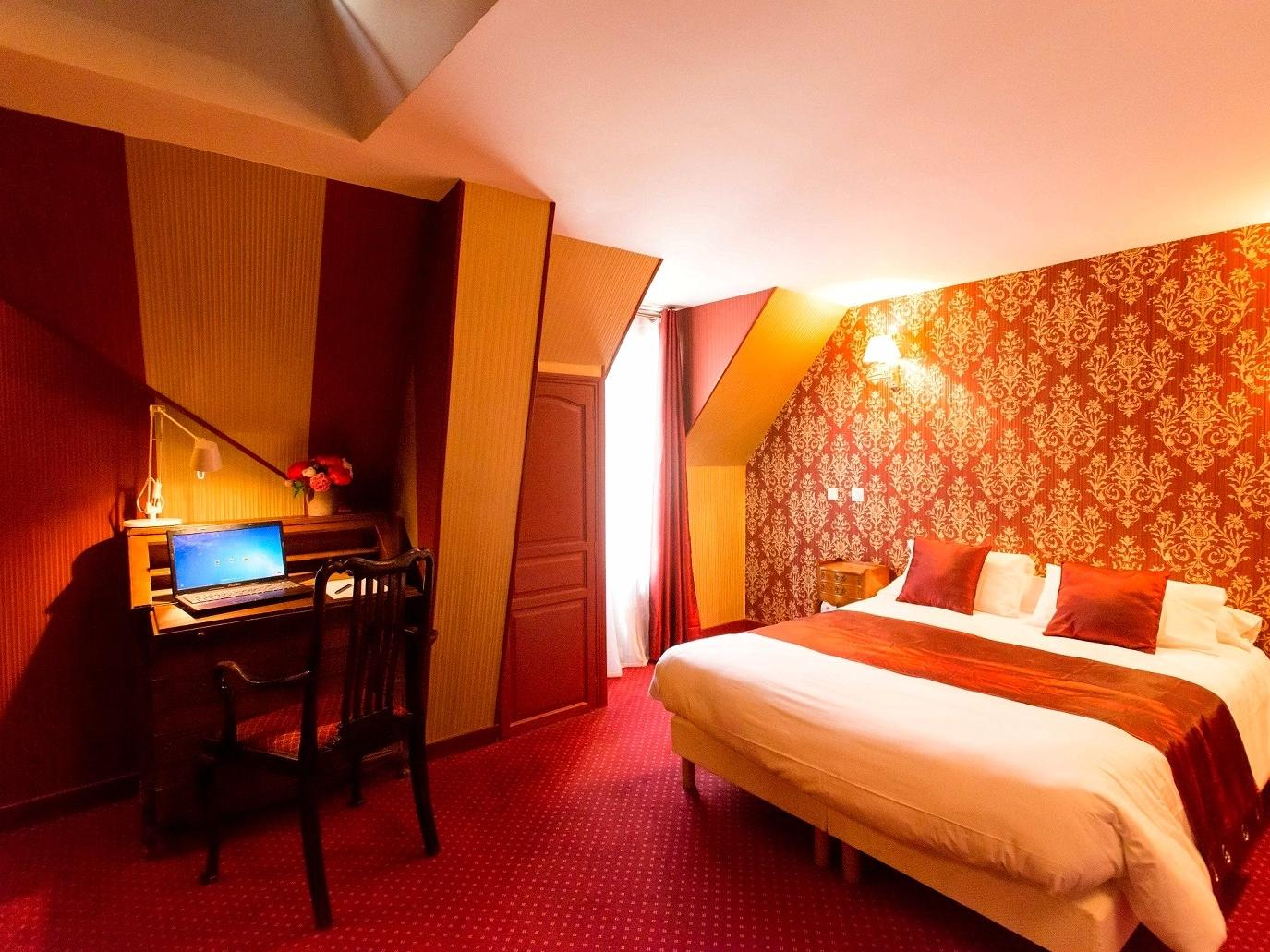 Hotel rabelais logis in Tours