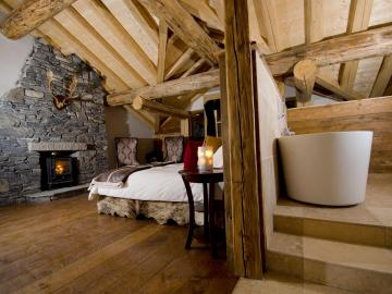 Logis Hôtel Black Diamond Lodge - hotel-black-diamond-lodge-restaurant-ste-foy-tarentaise-561557