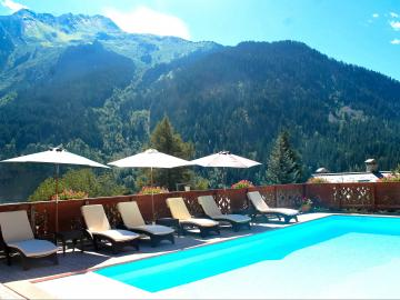 Hôtel l'Ancolie Rest. l'Alpenrose - hotel-black-diamond-lodge-restaurant-ste-foy-tarentaise-561557