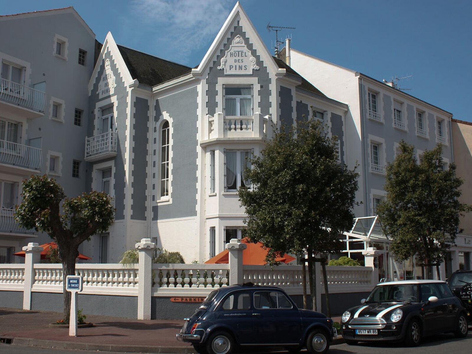 66 Hotels  Bretignolles sur Mer Vendée et ses environs