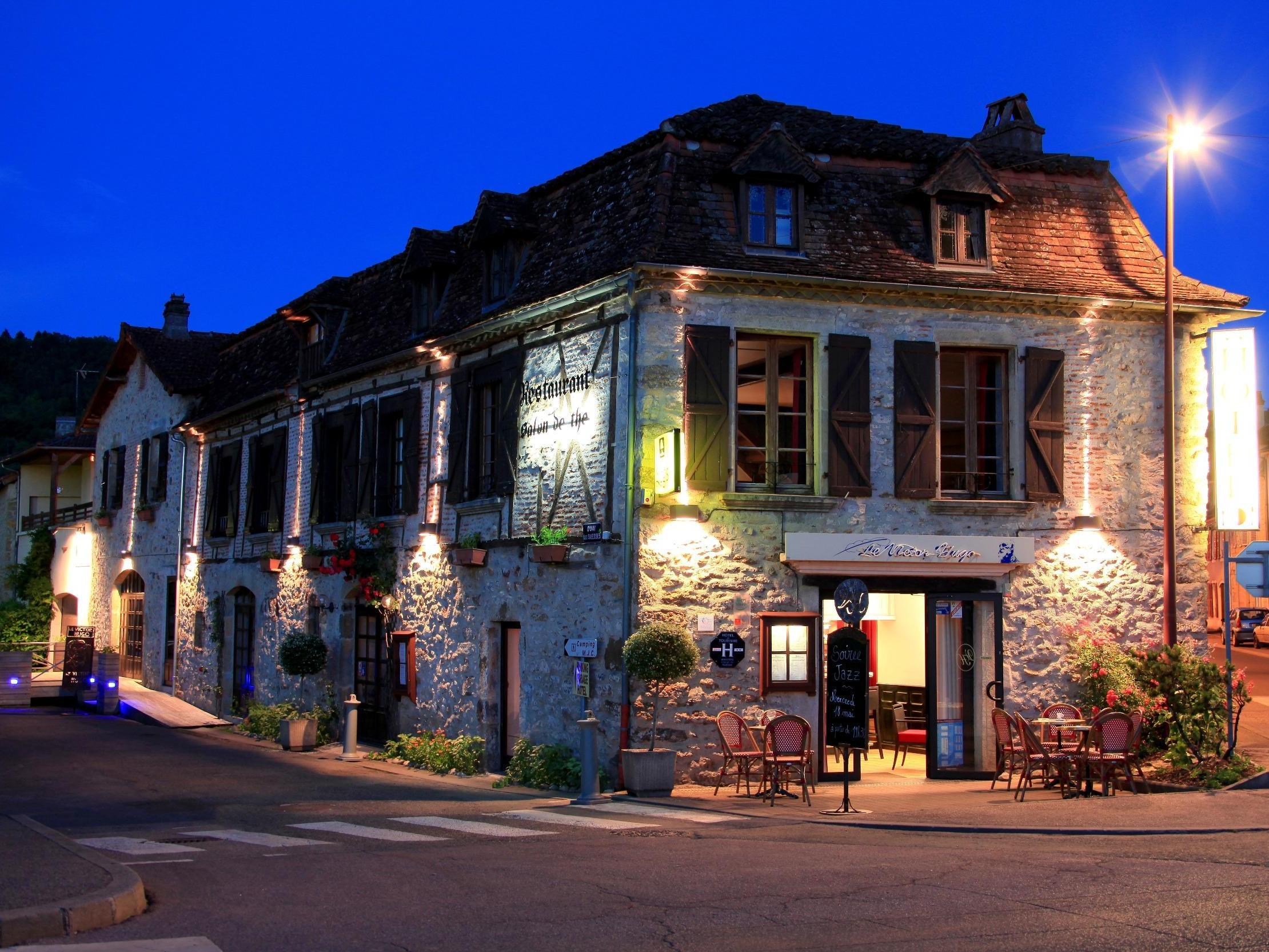 Hotel Victor Hugo Saint Cere