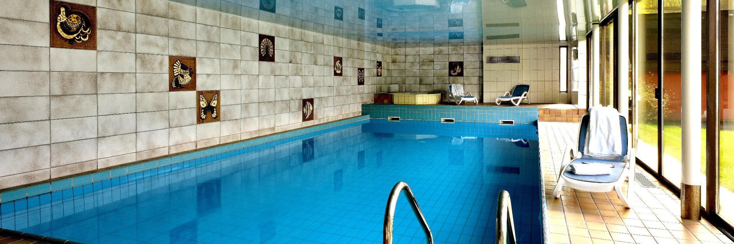 Hostellerie motel au bois le sire h tel logis orbey for Piscine kaysersberg