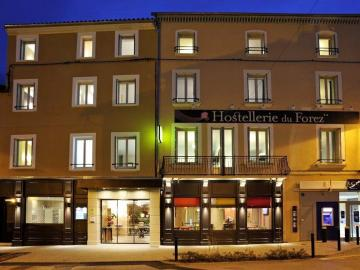 Hostellerie du Forez - hotel-de-bourgogne-bar-reception-la-clayette-016079