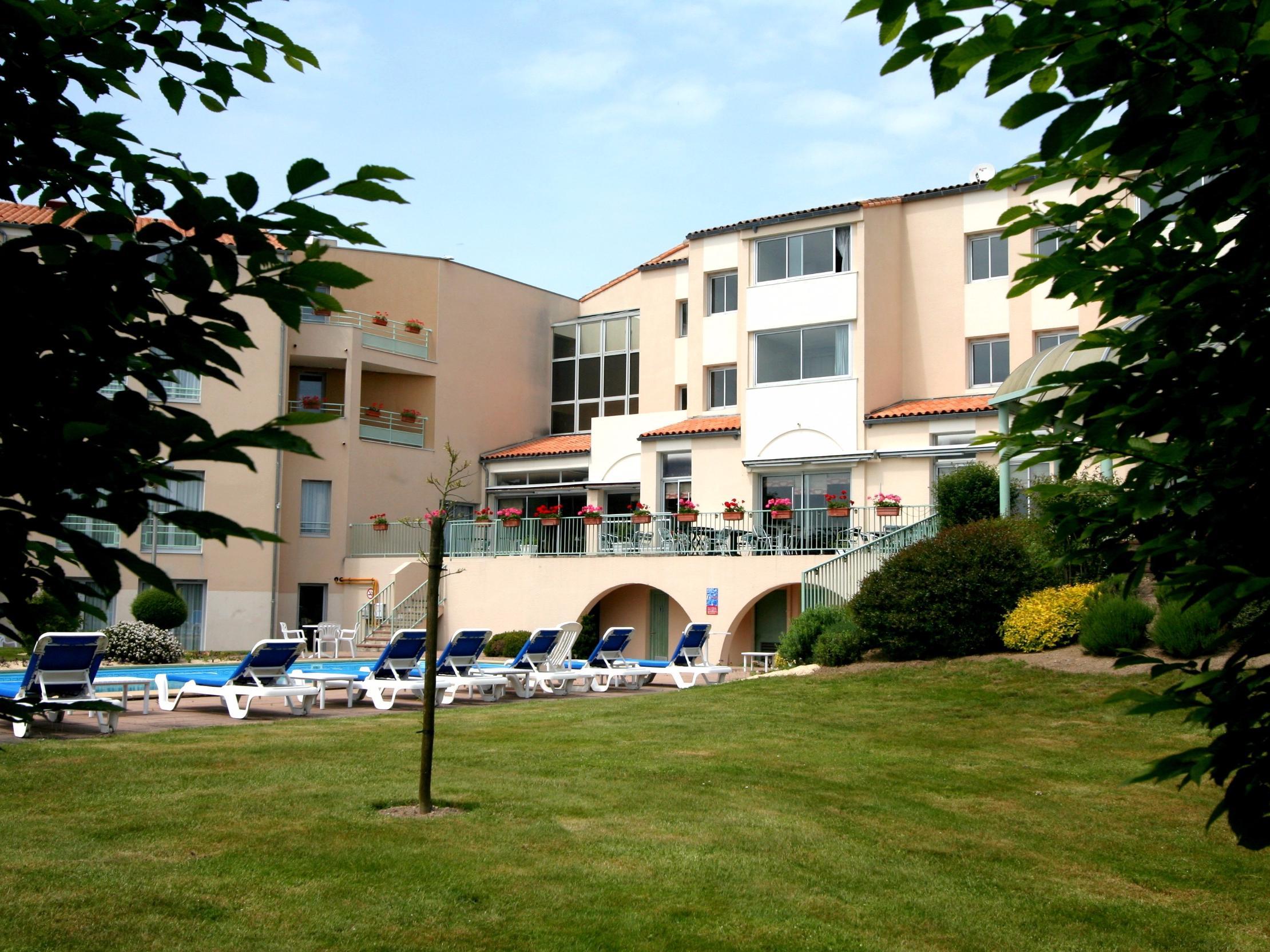 Hotel Aloé Rest l Orchidée Les Herbiers