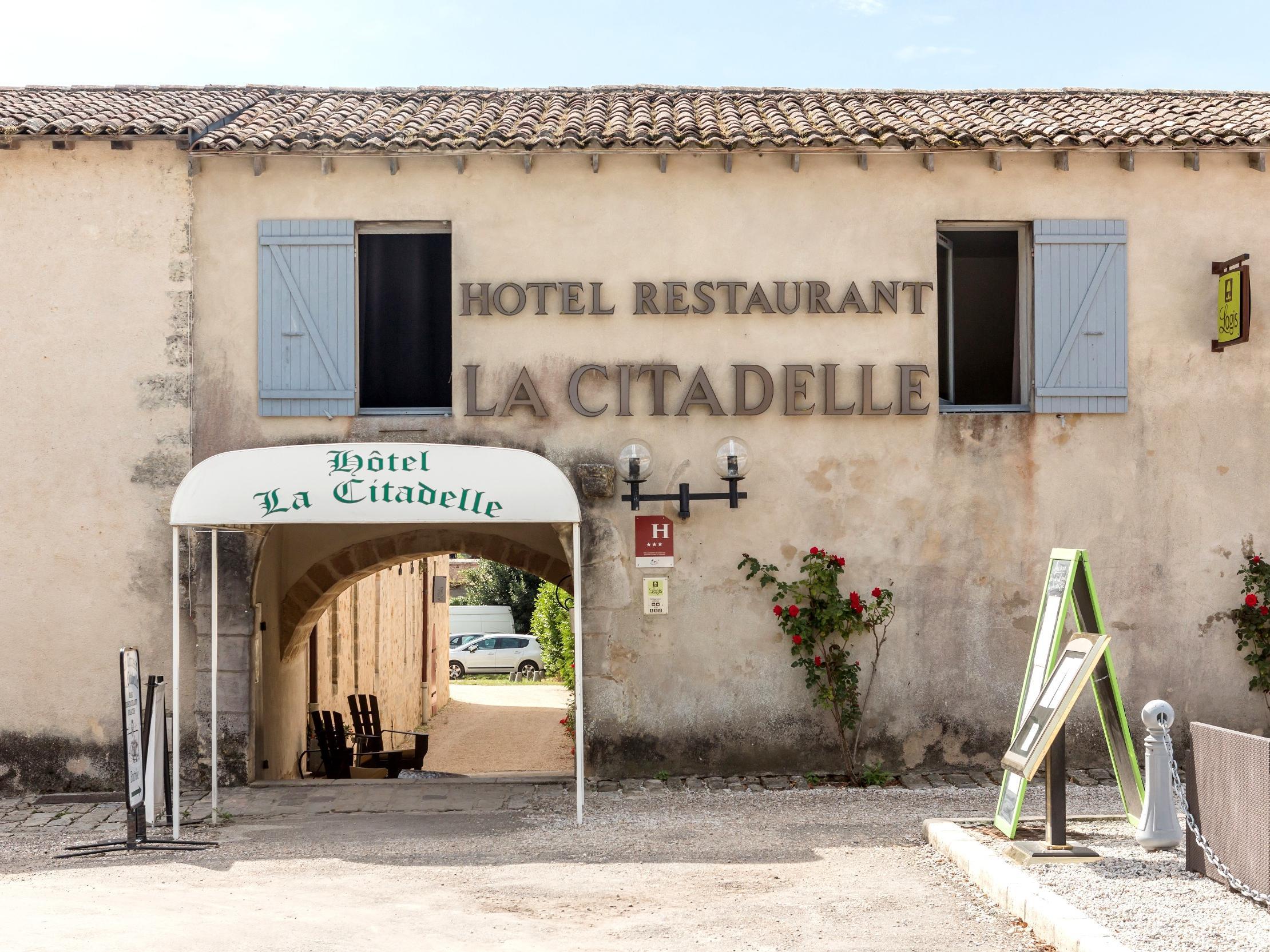 Hotel La Citadelle Blaye