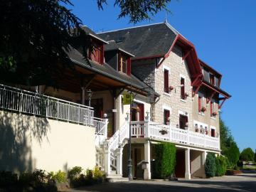 Logis Hôtel Restaurant Ô Pervenches - hotel-black-diamond-lodge-restaurant-ste-foy-tarentaise-561557