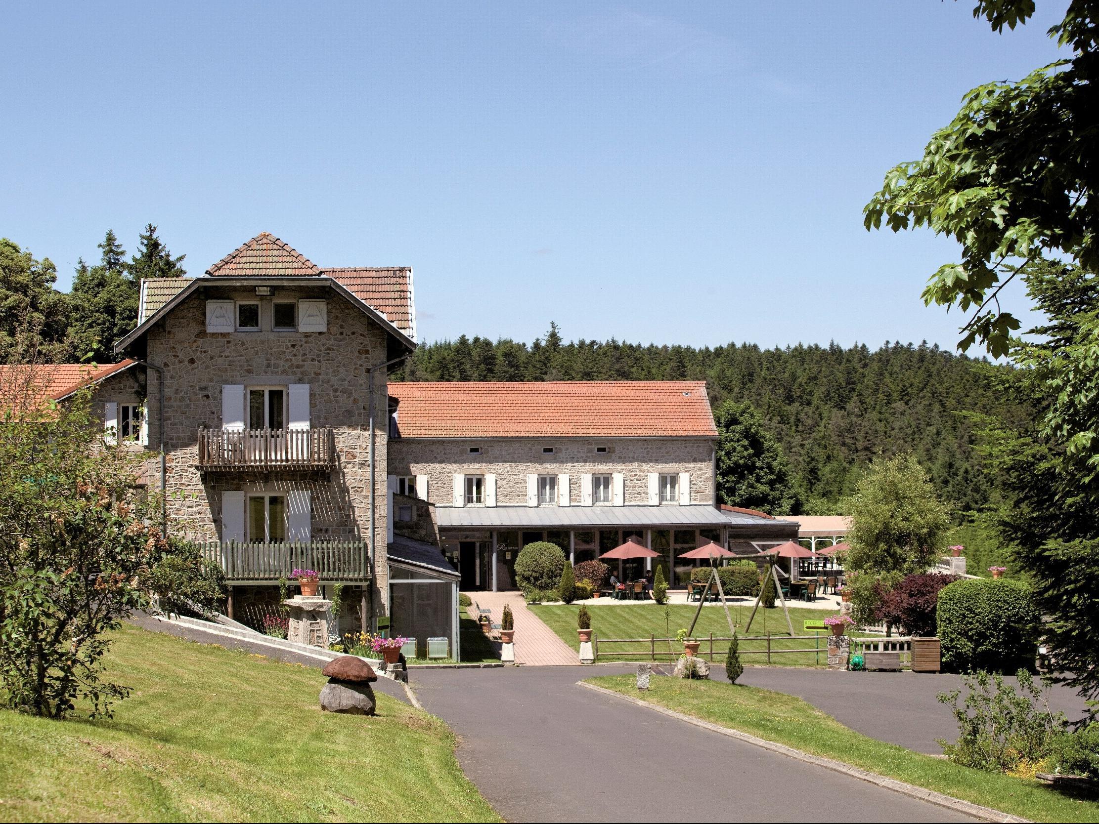Hotel Le Fort du Pré Saint-Bonnet le Froid