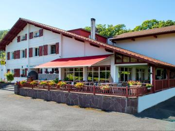 Hôtel Ur Hegian - AINHOA - Aquitaine
