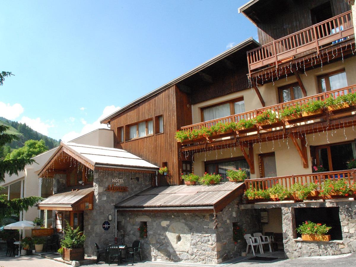 chalet hotel alpage et spa vars