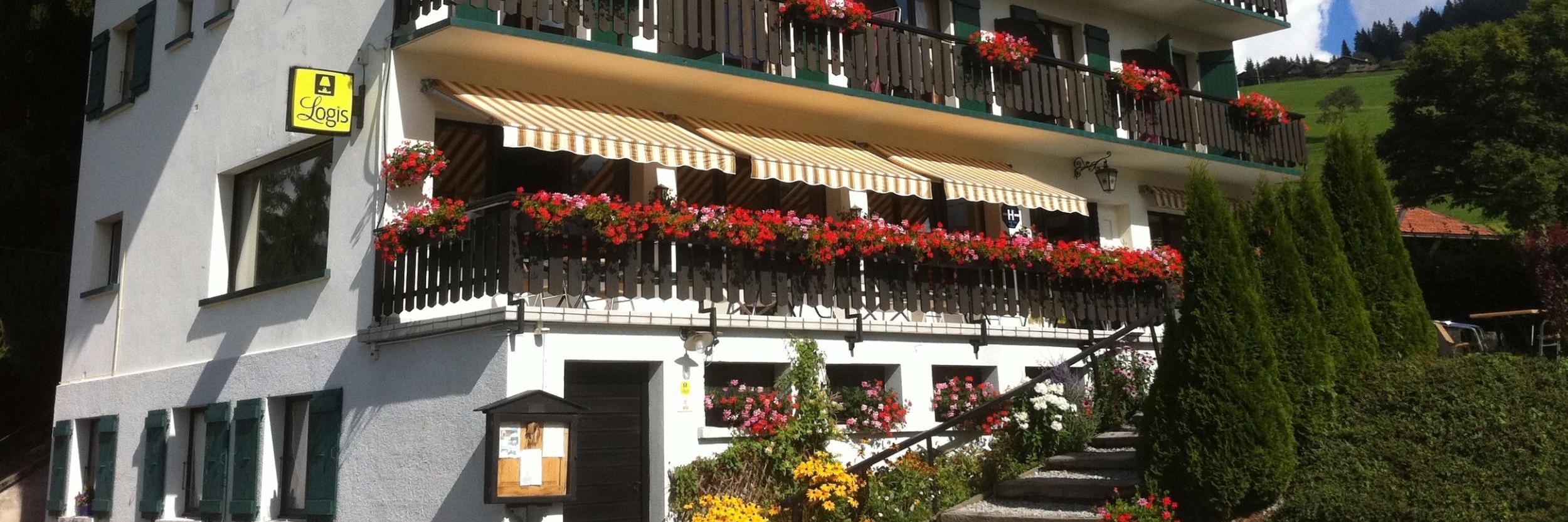 hotel caprice vert:
