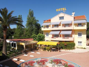 Hôtel l'Esterella - AGAY - Provence Alpes Cote d'azur