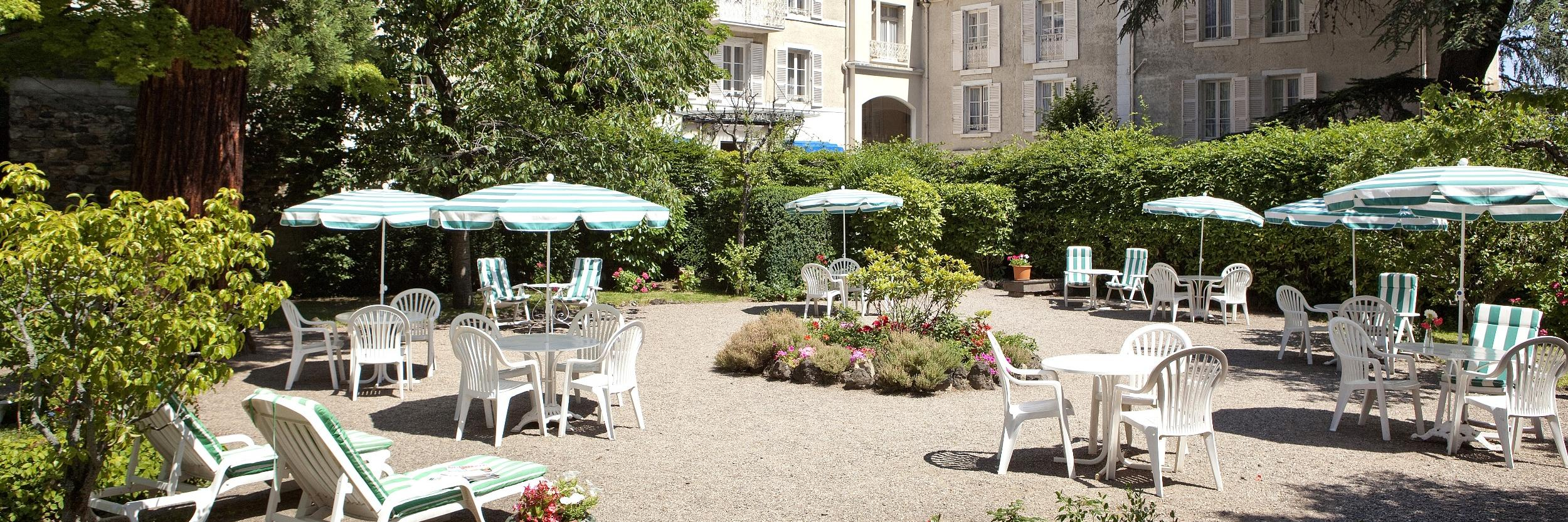 Logis Hôtel Royal Saint Mart -